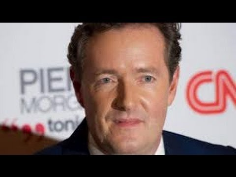 Piers Morgan Live @ CNN TV Show Cancelled - BBC Interview & Life Story
