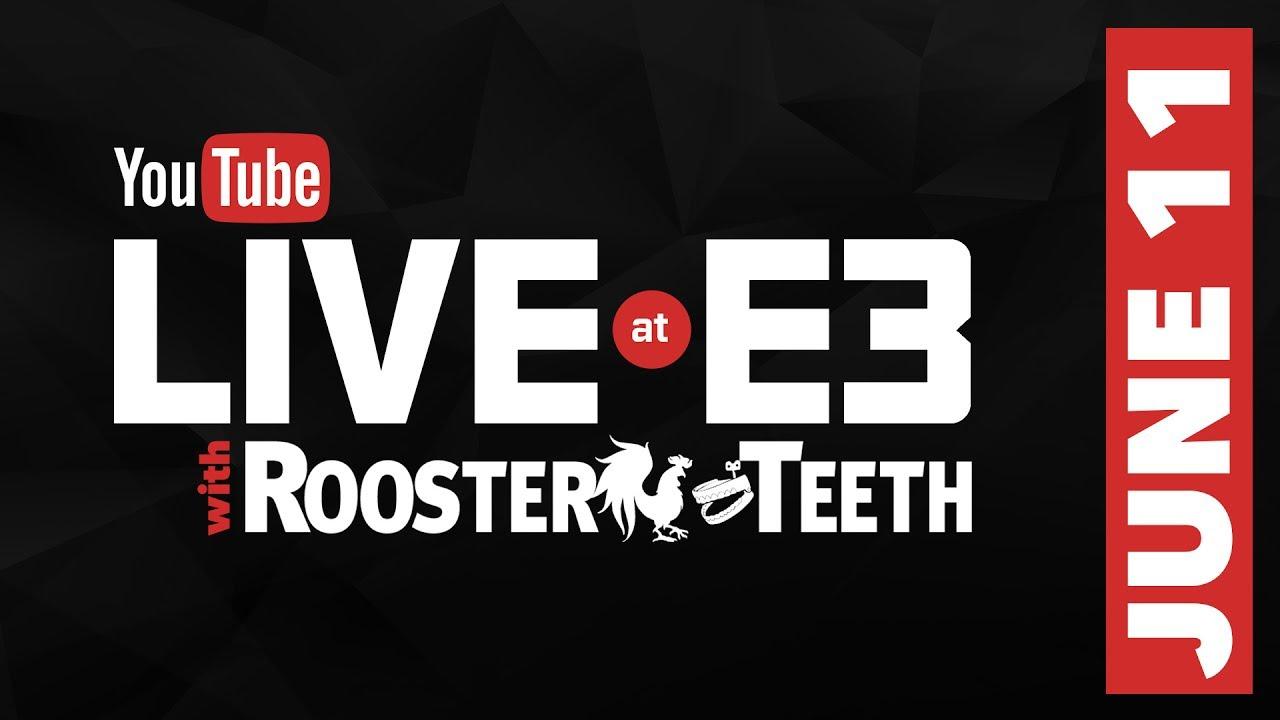 Xbox E3 press conference live stream