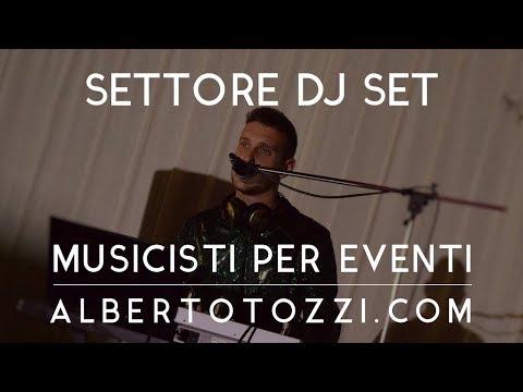 Musica per Matrimonio - CANTANTE DJ - Momento ballo : Voce dal vivo & DJ Set