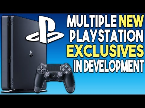 Multiple New PlayStation Exclusives in Development! Details on Square Enixs Avengers Game Soon?