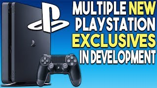 Multiple New PlayStation Exclusives in Development! Details on Square Enix's Avengers Game Soon?