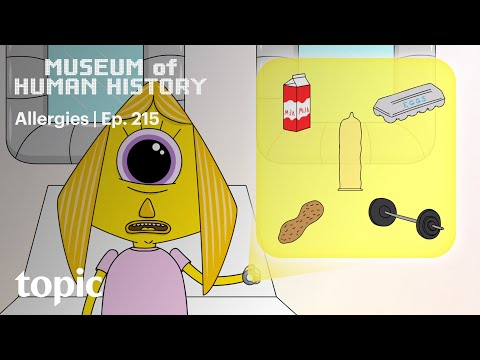 Food Allergies | Museum Of Human History | Topic