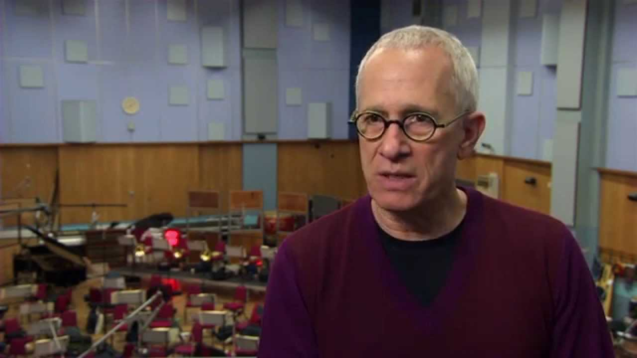 Maleficent Interview With James Newton Howard YouTube