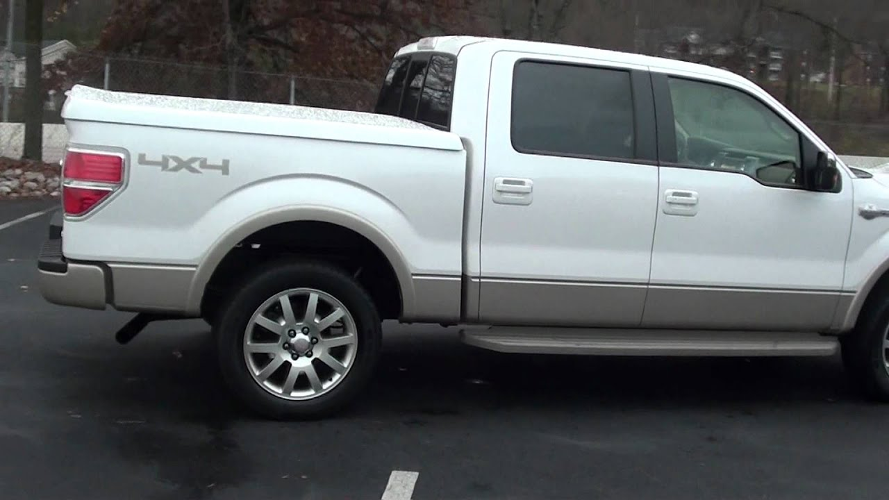For sale 2010 ford f 150 king ranch 1 owner stk 20299a www lcford com youtube