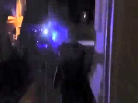 Cops enter home *without* search warrant