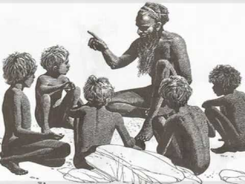 Australian Aboriginal Storytelling — Helen McKay