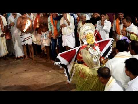 ಶ್ರೀ ಕೆಲಿಂಜ ಉಳ್ಳಾಲ್ತಿ ಅಮ್ಮನವರ ಮೆಚ್ಚಿ ಜಾತ್ರೆ. Shri kelinja Ullalthi ammanavara mecchi jathre