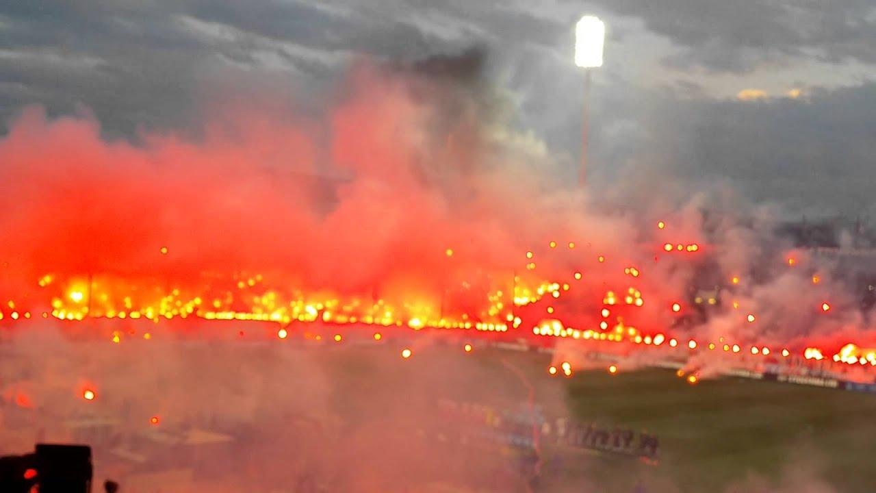 PAOK-Olympiakos Fan Crazy Fan / Κυπελλο Ελλαδας 2014