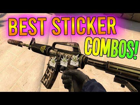 CS:GO - Best Cheap Sticker Combos (Part 3)