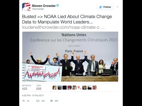 Steve Crowder gets it wrong again… and again... (and yet again!)
