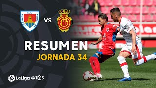 Resumen de CD Numancia vs RCD Mallorca (1-1)