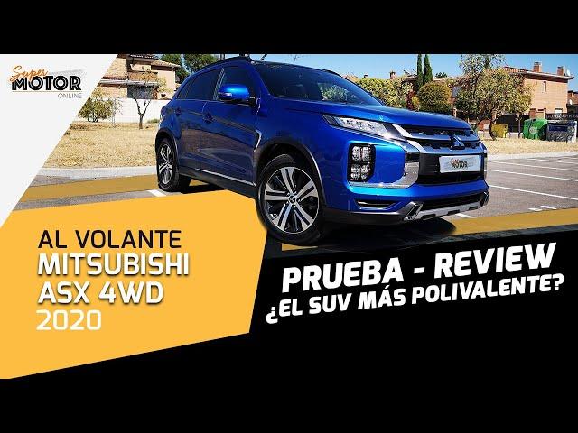 Al volante del Mitsubishi ASX 4WD 2020 / Opiniones del #ASX 2020 / SuperMotor.Online / T5 - E31