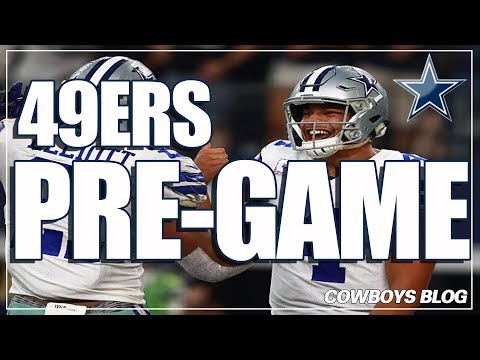 Expectations for Dallas Cowboys vs San Fransisco 49ers