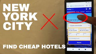 🔴 Cheap Hotels In New York City 🔴