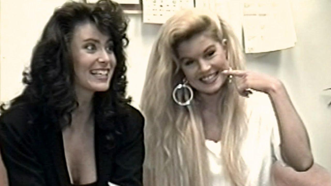 Download Starlet Kristi Ducati and Playboy Playmate Neriah Davis in 1991 - FULL Version