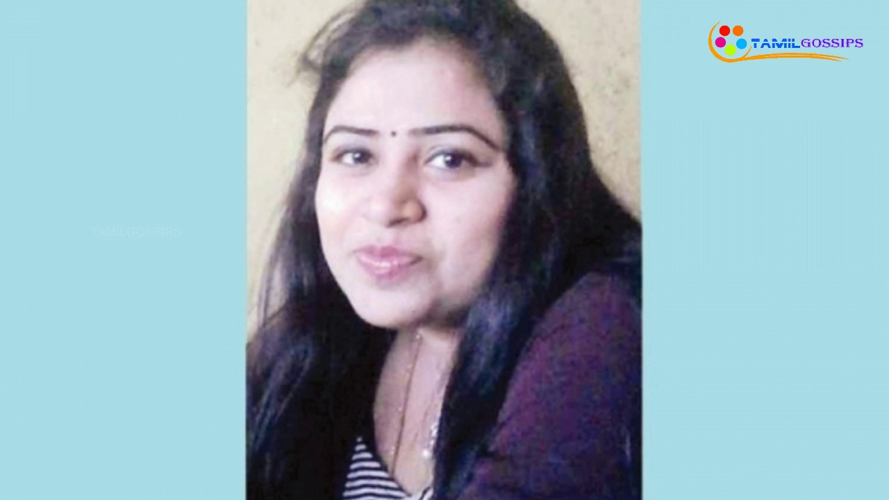 Serial Artist Sangeetha Suicide ..! - YouTube
