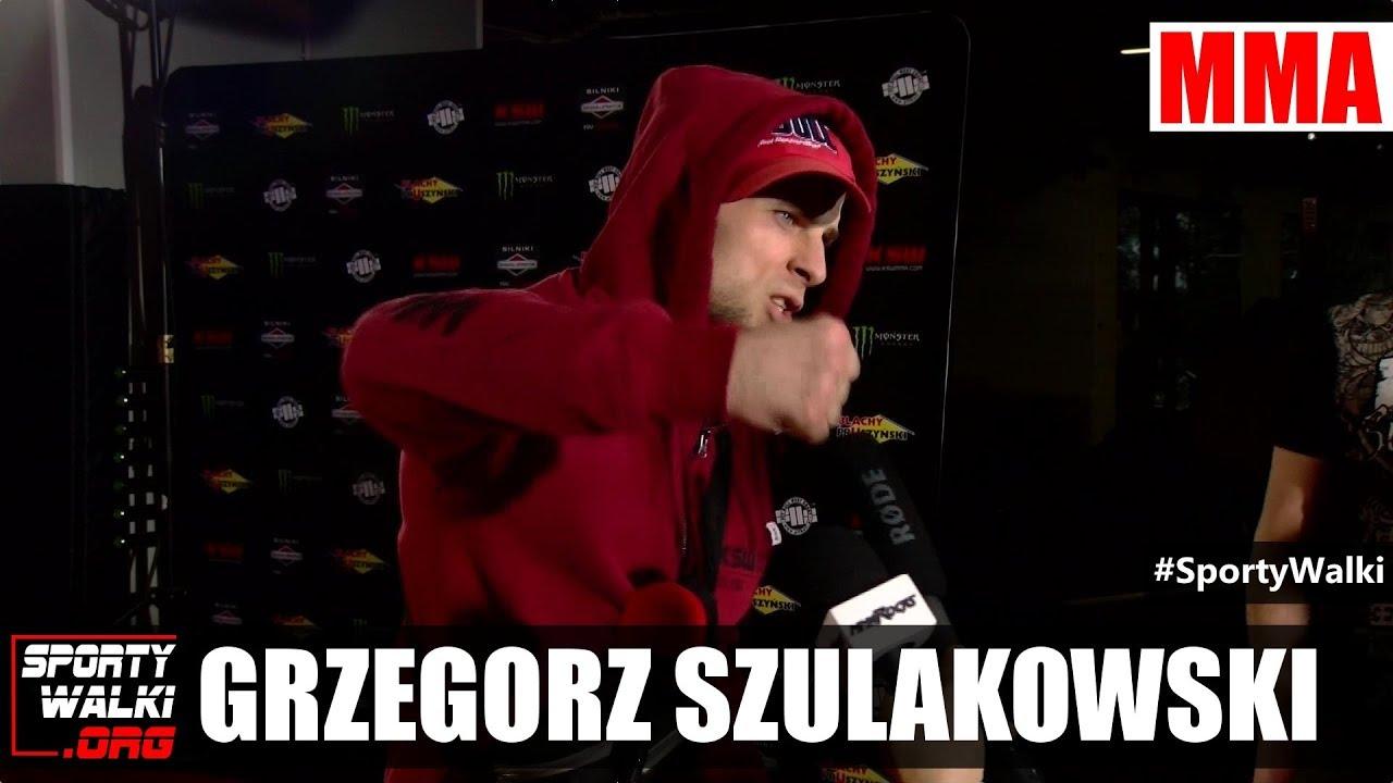 Grzegorz Szulakowski przed KSW 42: Przygotujcie się na pełny roz…