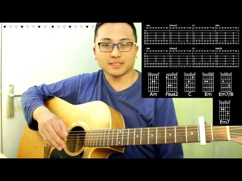 Uncover - Zara Larsson - tuto FR guitare accords tablatures