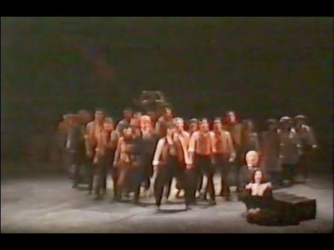 Martin Smith as Jean Valjean (Les Misérables - 1987)