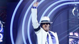 Edu Soto imita a Michael Jackson en