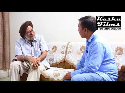 """Rape of Rawalpindi"" Pritpal Singh Telling Black Truth of Thoha khalsa village with vikas sharma"