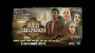 Haji Backpacker Official Trailer