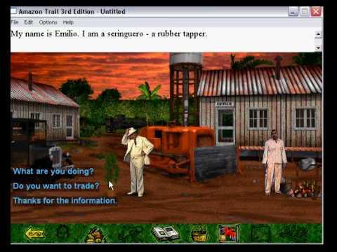 free oregon trail ii  computer game