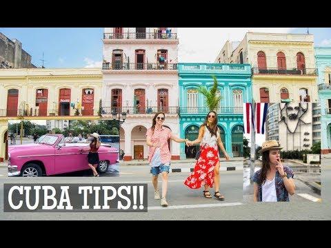 TRAVEL VLOG: CUBA TRAVEL TIPS!!!