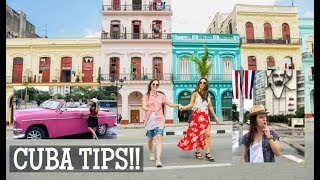 TRAVEL TUESDAYS: CUBA TRAVEL TIPS!!!