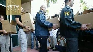 FBI raids FIFA body after arrests
