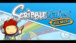 Scribblenauts Remix EP.1