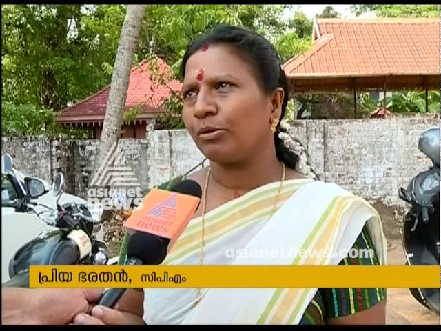 Varapuzha custody death case : Sreejith mother against CPM