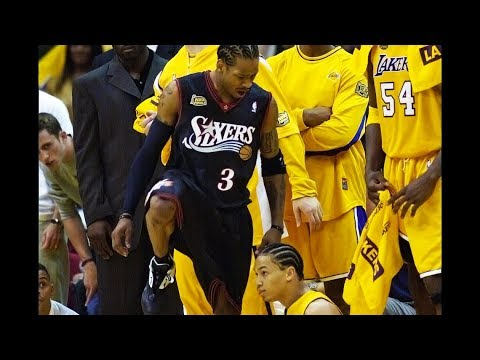 Legendarne mecze NBA #02 - Philadelphia 76ers @ Los Angeles Lakers - 2001 NBA Finals - Game 1