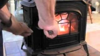 wood stove instructions