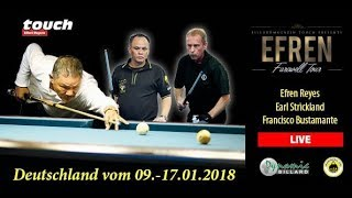 Efren Reyes Farewell Tour - Final Clash of The Titans (4/8) Stop BSG Hannover