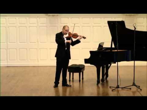 Paganini Caprice #4 Igor Pikayzen