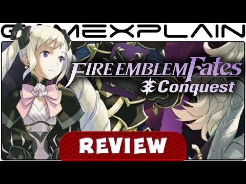 Fire Emblem Fates: Conquest - Video Review