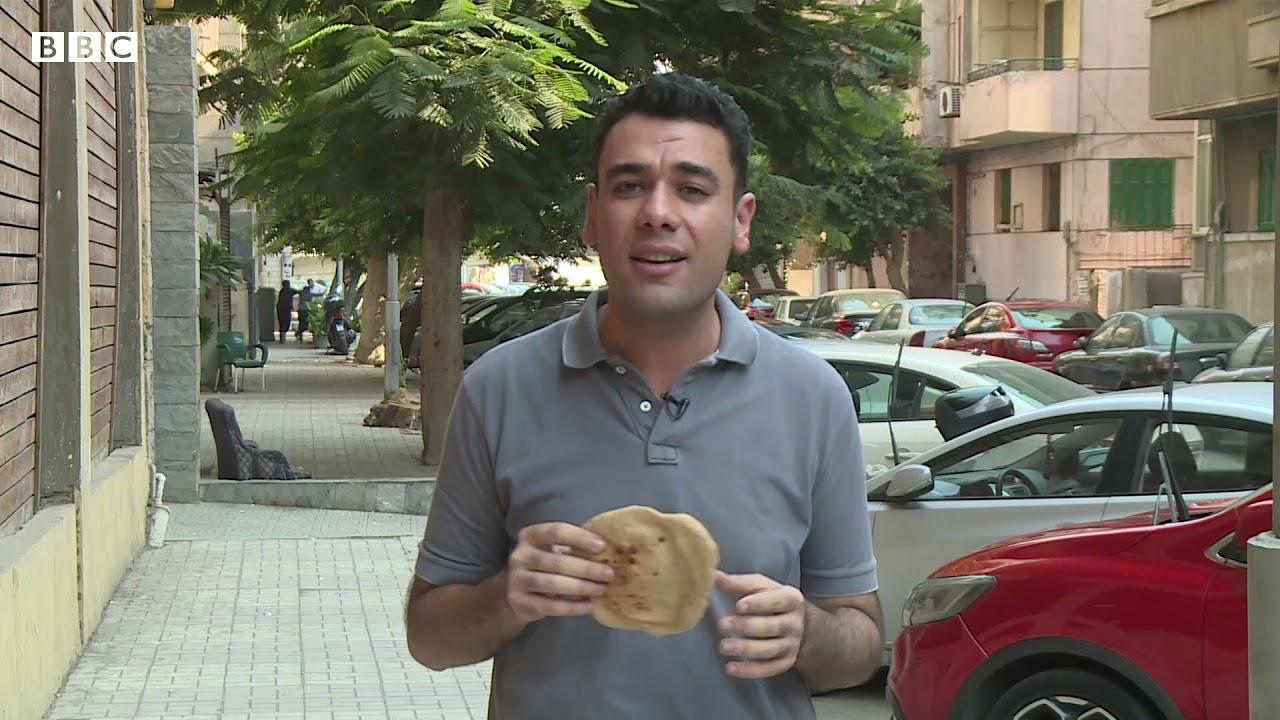 بتوقيت مصر : أعلن الرئيس المصري نيته زيادة سعر الخبز المدعم