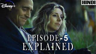 Loki Episode 5 Explained in HINDI | MARVEL | Disney + |