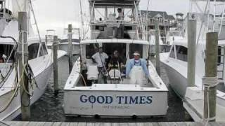 Hatteras Deep Sea Tuna Fishing Perfect Storm ; )
