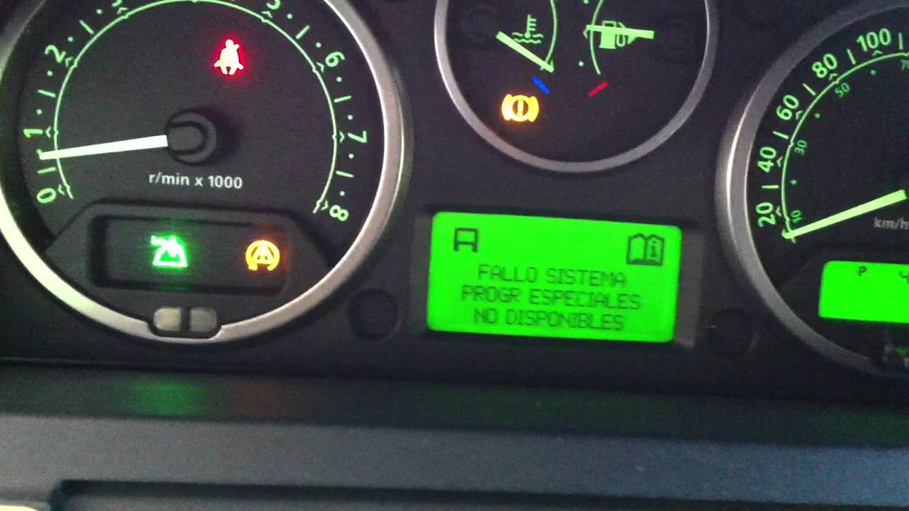 Maxresdefault on 2006 Range Rover Sport Engine