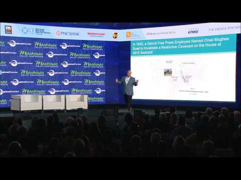 Mayor Mike Duggan Keynote Address | #MPC17