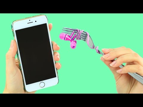 7 DIY Mobile Phone Accessories