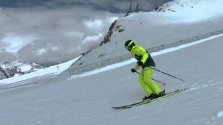 Slopeside Ski Review - Nordica NRGY 90 2014/15