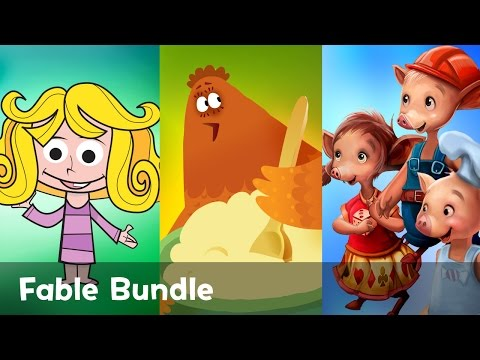 Goldilocks and other Favorite Fables - 1 Hour Bundle!