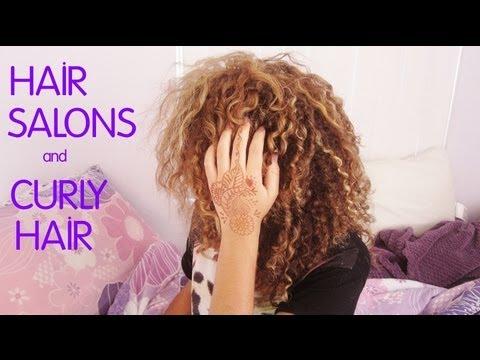 Hair Salons & Curly Hair