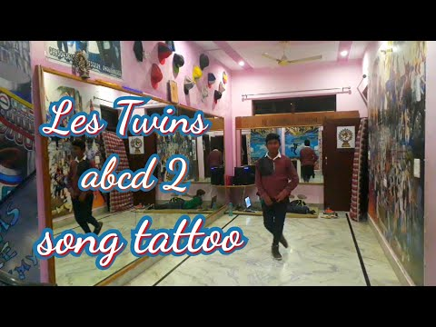 Les Twins abcd2 song tattoo dance