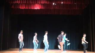 V-Defyn (IIT Delhi) || Badtameez Dil + Laila ||  GDS & Rajeev