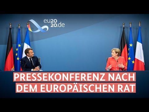 Kanzlerin Merkel nach