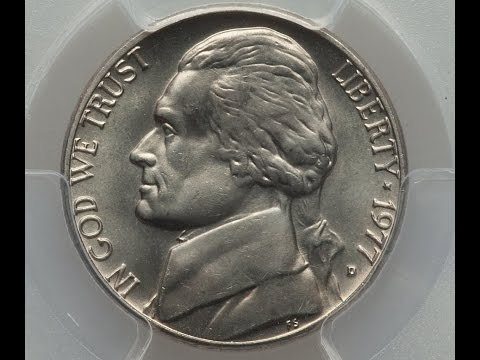 AMAZING 1977 Jefferson Nickel Sells for $2600!  How Full Steps Transforms This Coin Into a Rarity